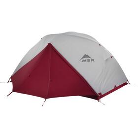 MSR Elixir 2 V2 Tent, gray/red